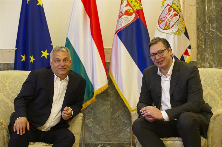 Joksimović: Vučić i Orban uradili odličan posao