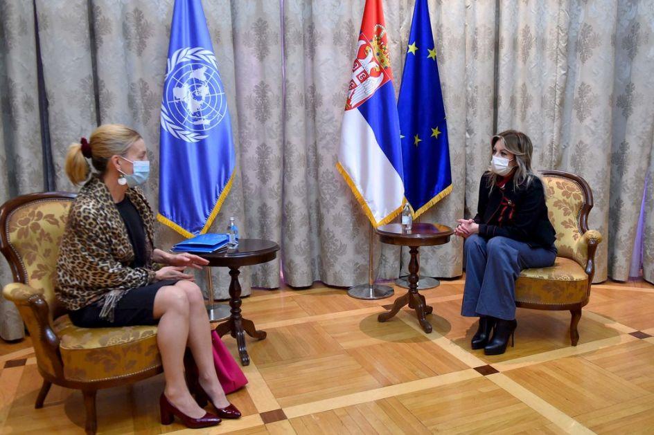Joksimović i Žakob:Planovi saradnje za održivi razvoj