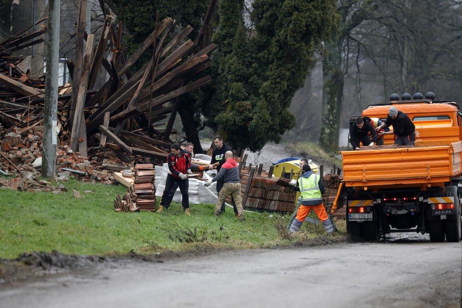 Još dva slabija zemljotresa u području Petrinje i Siska