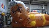 Još jedan balon prekriće London  gradonačelnik u bikiniju