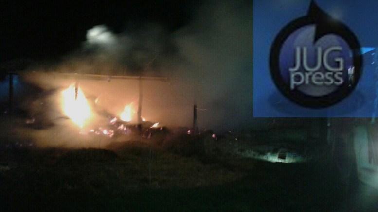 Još jedan podmetnuti požar na imanju Srba povratnika