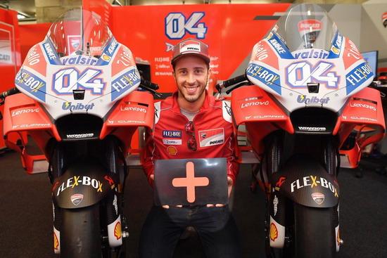 Još jedan potpis u MotoGP - Dovi i dalje u Dukatiju