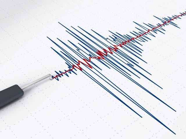 Još jedan zemljotres u okolini Krita