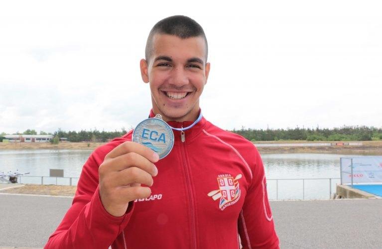 Dve srebrne medalje za srpske kajakaše na EP