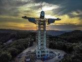 Još veća statua Isusa Hrista FOTO