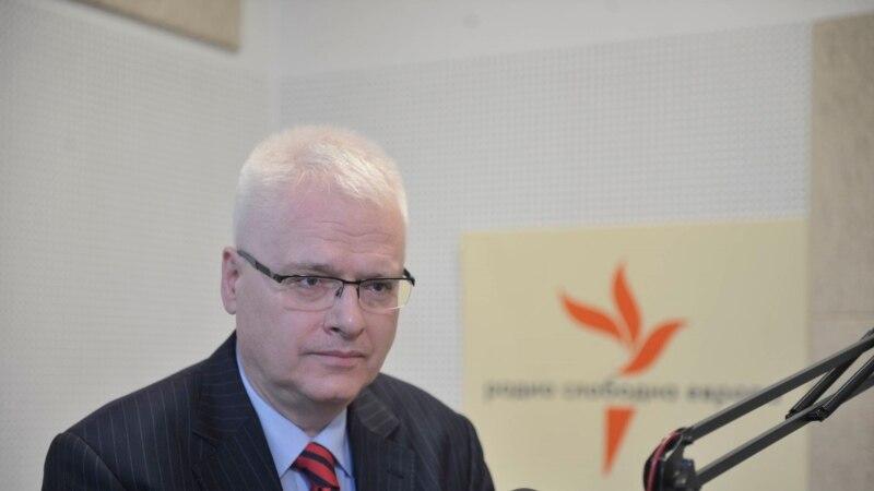Josipović: Odnosi Hrvatske i Srbije vraćeni u pređašnja vremena