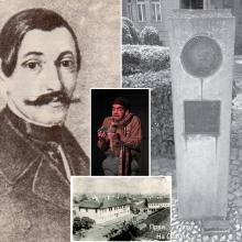 Jovan Sterija Popovic (13. januar 1806.-10. mart 1856)