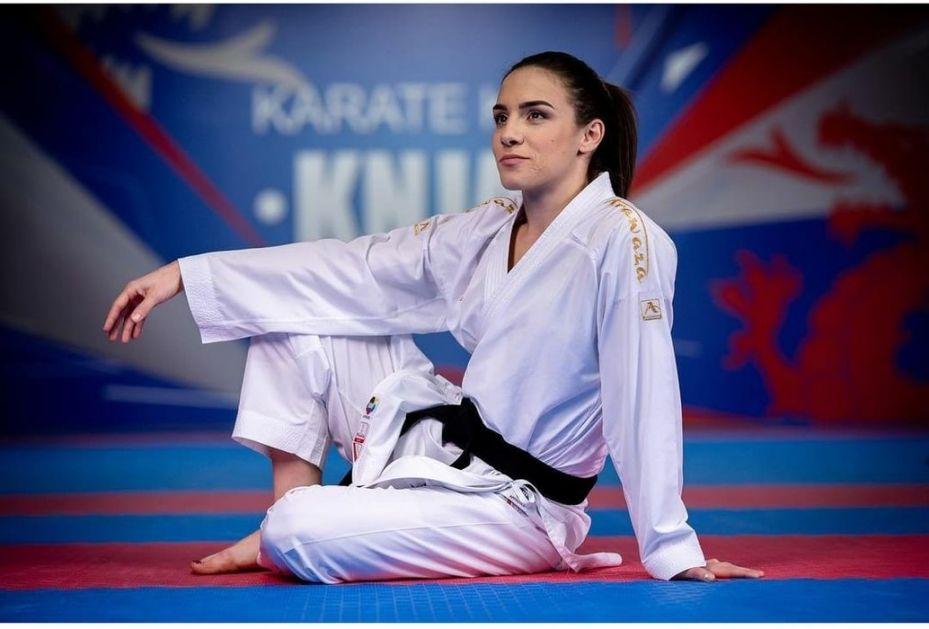 Jovana Preković osvojila zlatnu medalju!