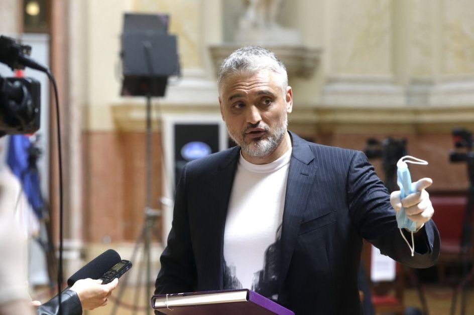 Jovanović: 20 godina ne prestaje obračun mafije sa mnom