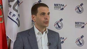 Jovanović (DSS): Državni je interes spuštanje političkih tenzija dijalogom vlasti i opozicije