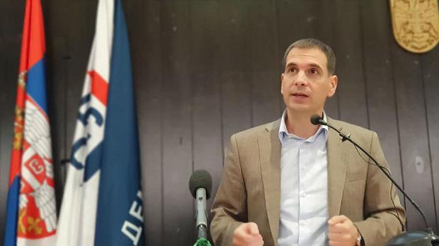 Jovanović: DSS jedini može doneti suštinske promene