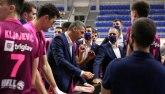 Jovanović: Nije dobro sa Mornarom ući u bitku za poene