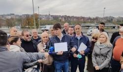 Jovanović: Trećina Beogradjana bez kanalizacije, to je važnije od nacionalnog stadiona