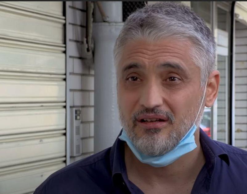 Jovanović  podneo krivičnu prijavu protiv Rebića