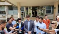 Jovanović podneo krivičnu prijavu protiv Vesića zbog turskih autobusa