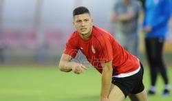 Jović povredjen, propušta utakmicu sa Luksemburgom