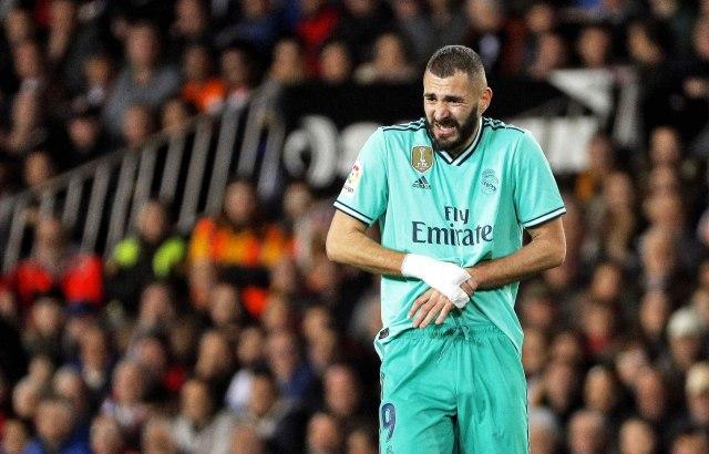 Joviću poništen gol, Benzema i Kurtoa spasli Real blamaže u Valensiji!