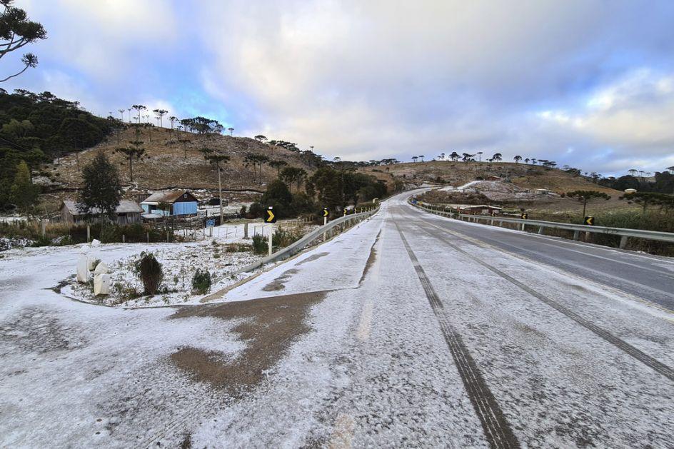 Jug Brazila se zabeleo uz Sneška Belića
