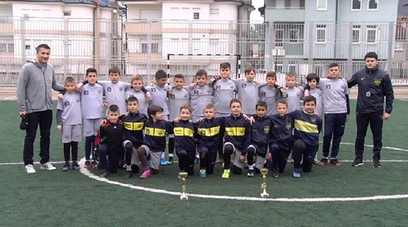 Juniorsi drugi na završnom turniru Mini-maksi lige u Užicu