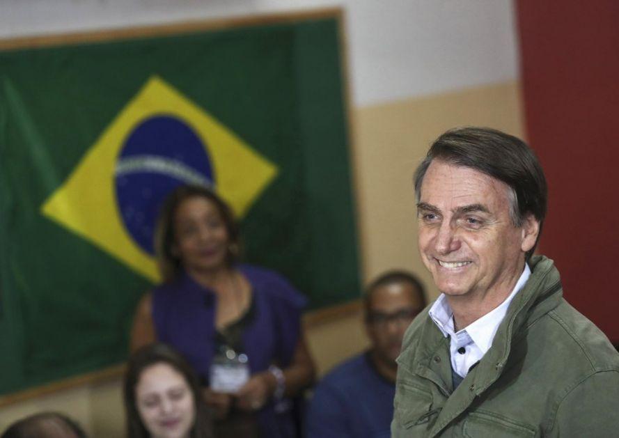 Jutjub ukinuo kanal Žaira Bolsonara