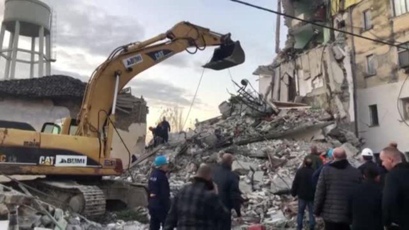 Jutro nakon zemljotresa u Albaniji