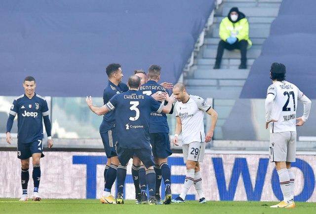 Juventus lako slomio Mihinu Bolonju