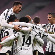 """Juventus na pakleno teškom zadatku, može li """"stara dama"""" da izbegne eliminaciju iz Lige šampiona?"""