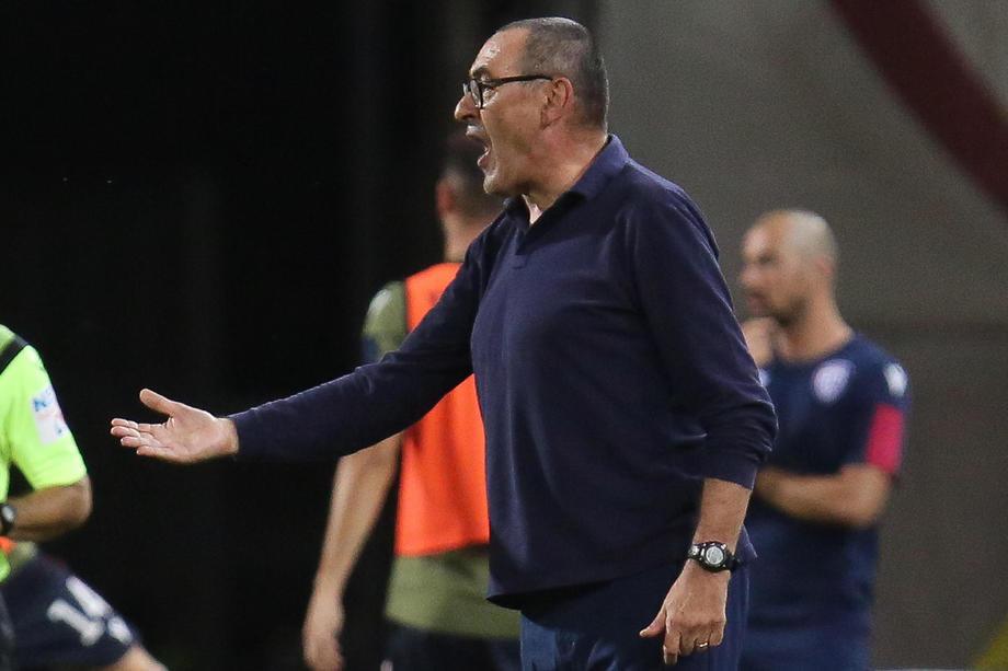 Juventus otpustio Sarija
