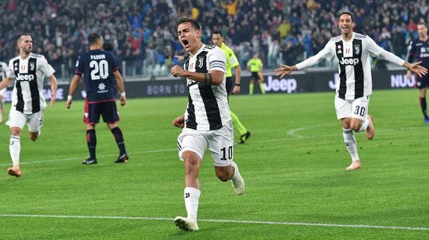 Juventus slavio protiv Kaljarija
