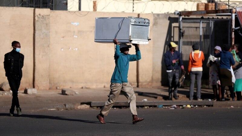 Južna Afrika između očaja i nade