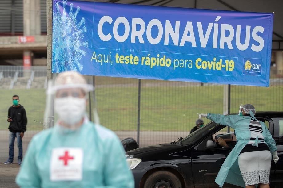 Svet: Južna Amerika novo žarište, u SAD 24.268 novoobolelih, najveći skok u broju slučajeva od februara u Iraku