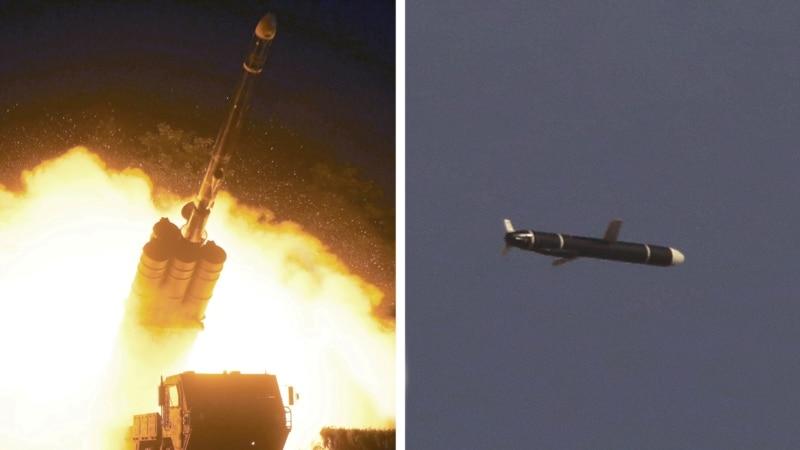 Južna Koreja: Severna Koreja ispalila dve balističke rakete u more