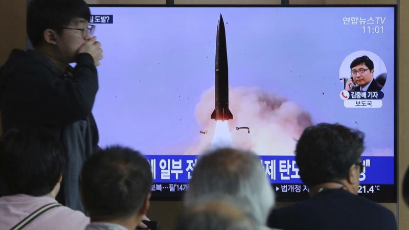 Južna Koreja: Severna Koreja ispalila još jedan neidentifikovani projektil