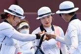 Južna Koreja osvojila novo zlato