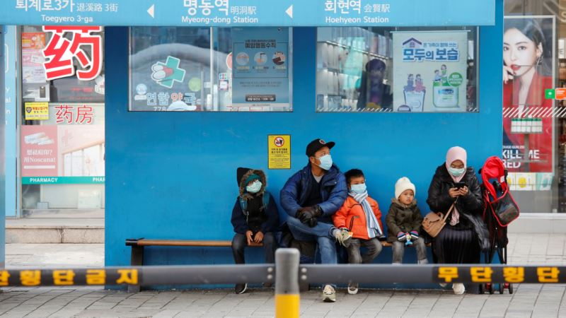 Južna Koreja pojačala mjere nakon porasta broja zaraženih Covidom-19
