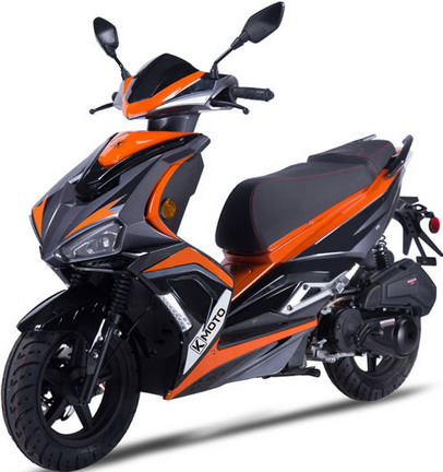 K MOTO F11 - Novi skuteri na tržištu sa super cenom