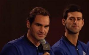KAD FEDERER HVALI NOVAKA, TAD NE ŠTEDI NA REČIMA: 'Učinio me je boljim teniserom!'