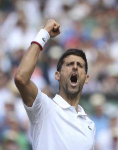 KAKAV CAR! Novak Đoković je posle plasmana u finale rekao o Federeru i Nadalu nešto što NISU MOGLI NI DA SANJAJU DA ĆE ČUTI!