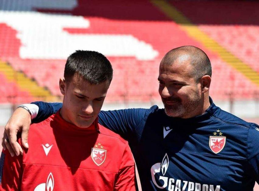 KAKAV OTAC, TAKAV SIN! Golčina Dekijevog sina za Srbiju! VIDEO