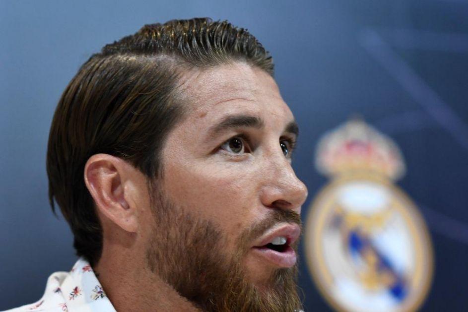 KAKAV POTEZ KAPITENA REALA: Ramos donirao 260.000 maski! To nije sve