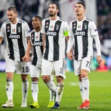 KAKAV ŠAMAR ŠAMPIONU: Juventus niko u ISTORIJI nije ovako PONIZIO (VIDEO)