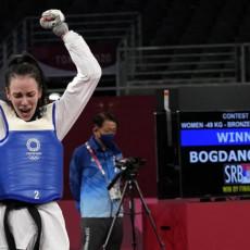 KAKAV START NAŠIH SPORTISTA! Vučić čestitao Tijani Bogdanović bronzu u Tokiju (FOTO)
