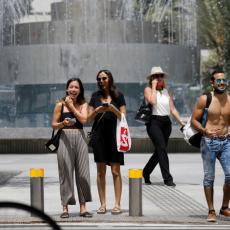 KAKO IZGLEDA SVET VAKCINISANIH: Pogledajte nestvarne slike iz Izraela - leto, sunce i nema maski! (FOTO)