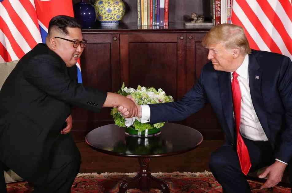 KAKO SE KIM ZAHVALJUJE TRAMPU: Otkriven sadržaj pisma koji je severnokorejski lider uputio predsedniku SAD (VIDEO)
