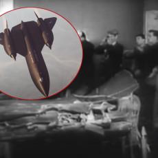 KAKO SU SOVJETI NEHOTICE POMOGLI AMERIMA DA NAPRAVE CRNU PTICU Supersonični avion postao je ponos Pentagona