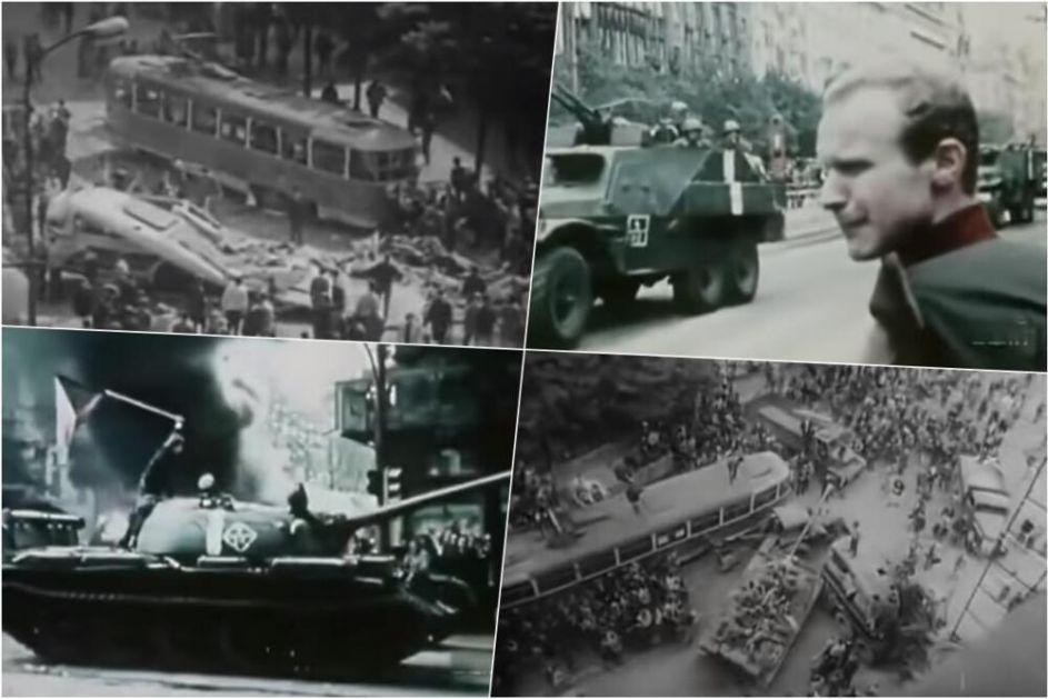 KAKO SU SOVJETSKI PADOBRANCI NA PREPAD ZAUZELI PRAG 1968. Zašto Češka i danas ima fobiju od ruske vojske i specijalaca GRU!