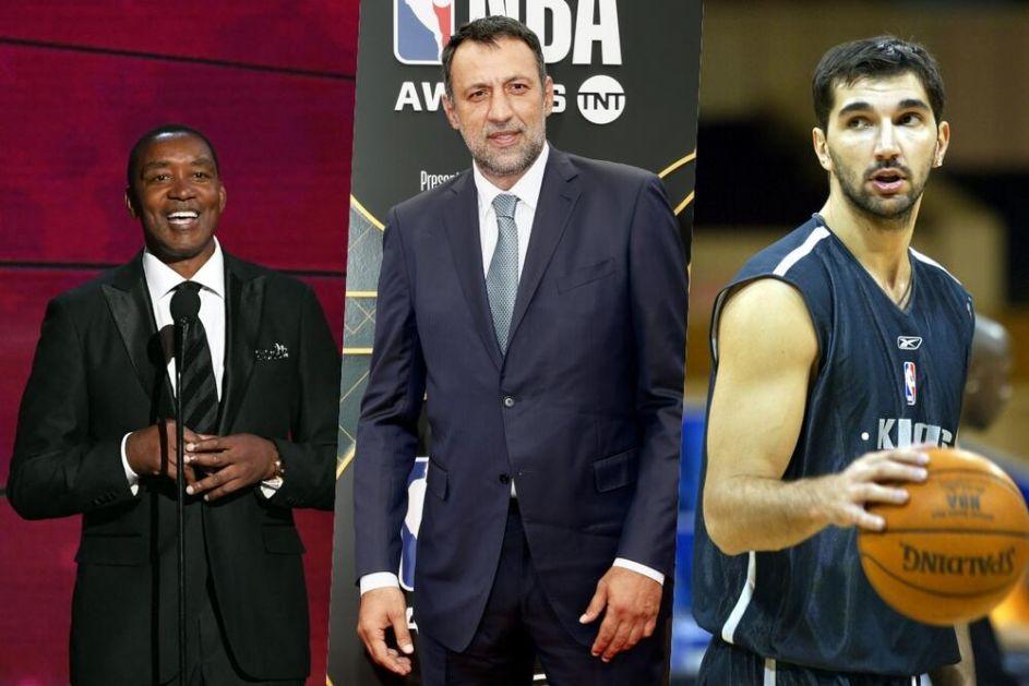 KAKVA ČAST ZA SRPSKE ASOVE: Legenda izabrala Divca i Stojakovića u najbolju evropsku NBA petorku!