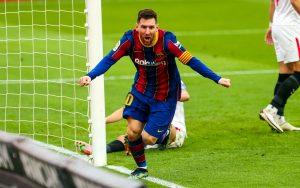 KAKVA FRUSTRACIJA! Mesi izluđivao rivale, igrači Sevilje nisu birali sredstva da zaustave Argentinca! (FOTO) (VIDEO)