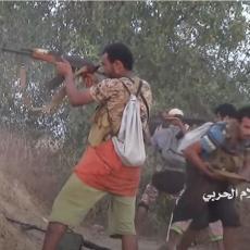 KALAŠIMA I RUČNIM GRANATAMA RASTURILI SUDANCE: Huti objavili snimak napada na saudijske saveznike (VIDEO)