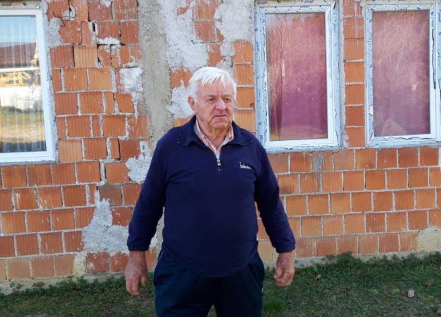 KAMENOVAN POVRATNIK NA KIM: Miodrag Stašić napadnut u svom dvorištu u selu Drenovac, polomili mu i prozor